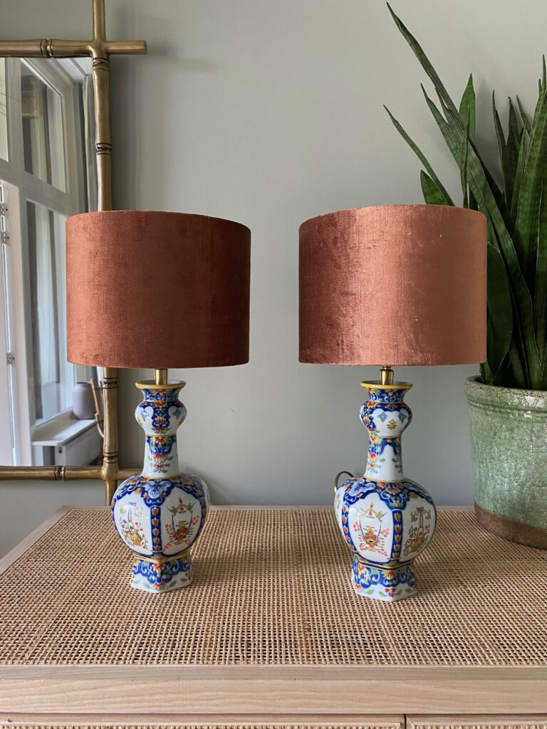 Blue & White Ceramic